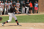 03 June 2017:   Edwardsville Tigers v Normal Community West IWildcats  IHSA Class 4A Sectional at Jack Horenberger Field on the campus of Illinois Wesleyan Univerity