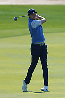 Steven Brown (ENG) on the 8th fairway during the Pr0-Am of the Abu Dhabi HSBC Championship 2020 at the Abu Dhabi Golf Club, Abu Dhabi, United Arab Emirates. 15/01/2020<br /> Picture: Golffile | Thos Caffrey<br /> <br /> <br /> All photo usage must carry mandatory copyright credit (© Golffile | Thos Caffrey)