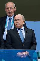 FIFA Preseident Sepp Blatter