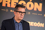 Andreu Buenafuente during the presentation of the film &quot;El Preg&oacute;n&quot; in Madrid, March 15, 2016<br /> (ALTERPHOTOS/BorjaB.Hojas)