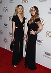 BEVERLY HILLS, CA - JANUARY 20: Producer Alyonka Larionov (L) and guest attend the 29th Annual Producers Guild Awards at The Beverly Hilton Hotel on January 20, 2018 in Beverly Hills, California.