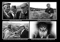 Some well know Dingle faces including Seamus Begley, Ted Creedon and Denny Galvin.<br /> Picture: macmonagle archive<br /> e: info@macmonagle.com