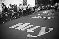 77th Flèche Wallonne 2013..the Mur de Huy