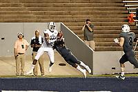HOUSTON, TX - OCTOBER 6, 2018: The University of Texas at San Antonio Roadrunners defeat the Rice University Owls 20-3 at Rice Stadium. (Photo by Jeff Huehn)
