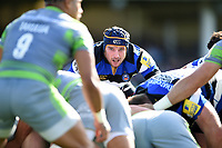 Paul Grant of Bath Rugby looks on. Aviva Premiership match, between Bath Rugby and Newcastle Falcons on September 23, 2017 at the Recreation Ground in Bath, England. Photo by: Patrick Khachfe / Onside Images
