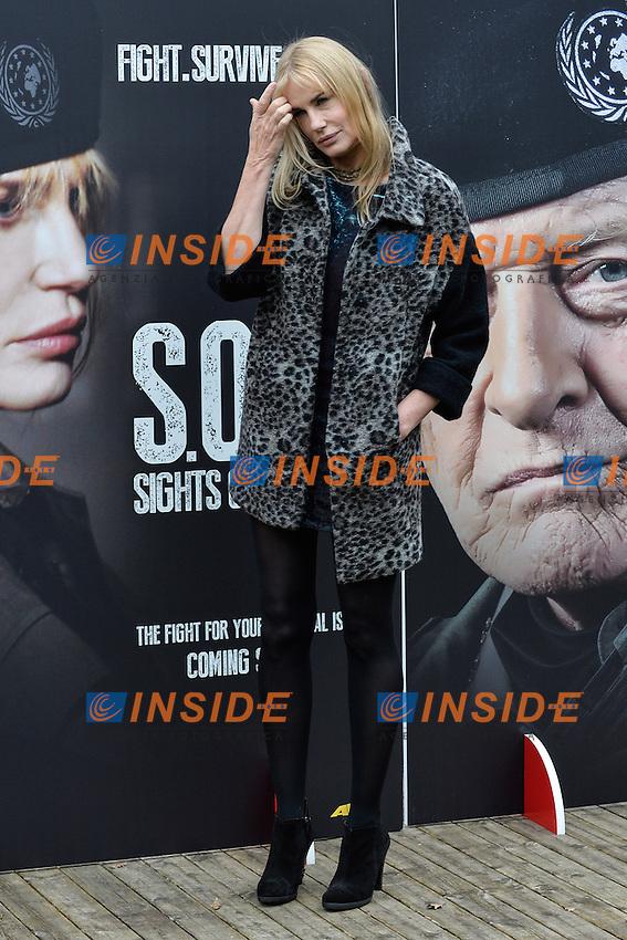 Daryl Hannah <br /> Roma 23-01-2014 Casa del Cinema <br /> SIGHTS OF DEATH start shooting photocall <br /> Foto Andrea Staccioli / Insidefoto