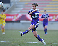 Waasland Beveren Sinaai Girls - RSC Anderlecht : Cynthia Browaeys.foto DAVID CATRY / Nikonpro.be