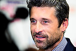 "Patrick Dempsey attends to the premiere of ""Bridget Jones, Baby"" at Kinepolis in Madrid. September 09, Spain. 2016. (ALTERPHOTOS/BorjaB.Hojas)"