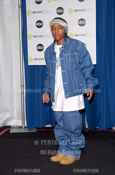 LITTLE BOW WOW at the Radio Music Awards at the Aladdin Hotel & Casino, Las Vegas. .04NOV2000.  © Paul Smith / Featureflash