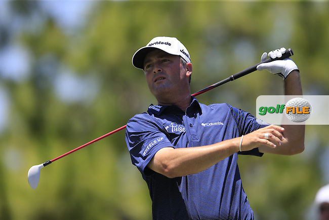 Ryan Palmer, (USA) during round 3 of the Players, TPC Sawgrass, Championship Way, Ponte Vedra Beach, FL 32082, USA. 14/05/2016.<br /> Picture: Golffile | Fran Caffrey<br /> <br /> <br /> All photo usage must carry mandatory copyright credit (&copy; Golffile | Fran Caffrey)