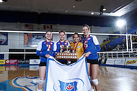 2014.02.22 UBC Women's Volleyball Canada West Final Four