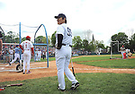 Hideki Matsui (Yankees), MAY 24, 2014 - MLB : Former New York Yankees player Hideki Matsui during the Hall of Fame Classic baseball game in Cooperstown, New York, United States. (Photo by AFLO)