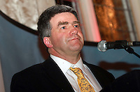 Repro Free.Eoghan Corry Editor of Travel Extra .Travel Extra,Travel Journalist of the Year Awards at the Thomas Prior House Ballsbridge. The event which was sponsored by The Spanish Tourist board gave out 12 awards for different catagories. .This year saw a huge increase in the number of submissions from previous years, displaying the creativity and continuning innovation of travel and tourism journalism in Ireland..Collins Photos 25/1/13