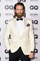 Craig McGinlay at the the GQ Men of the Year Awards 2017 at the Tate Modern, London, UK. <br /> 05 September  2017<br /> Picture: Steve Vas/Featureflash/SilverHub 0208 004 5359 sales@silverhubmedia.com