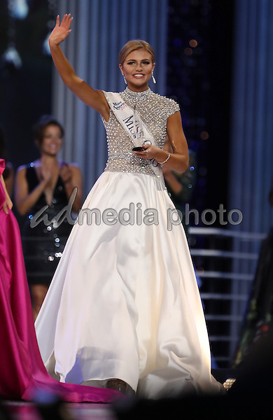 08 September 2016 - Atlantic City, New Jersey - Miss Ohio, Alice Magoto.  2017 Miss America Preliminary Competition, Day 3, at Boardwalk Hall. Photo Credit: MJT/AdMedia