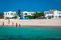 Spanien, Kanarische Inseln, Fuerteventura, Cotillo: Playa los Lagos, Strand | Spain, Canary Island, Fuerteventura, Cotillo: Playa los Lagos, beach
