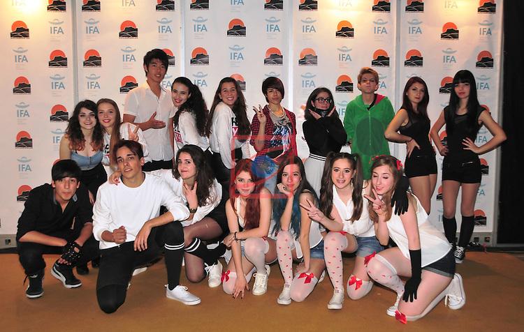 V Salon Manga de Alicante (2015).