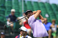 Stephan Jaeger (GER) tees off the 1st tee to start his match during Friday's Round 2 of the 117th U.S. Open Championship 2017 held at Erin Hills, Erin, Wisconsin, USA. 16th June 2017.<br /> Picture: Eoin Clarke | Golffile<br /> <br /> <br /> All photos usage must carry mandatory copyright credit (&copy; Golffile | Eoin Clarke)