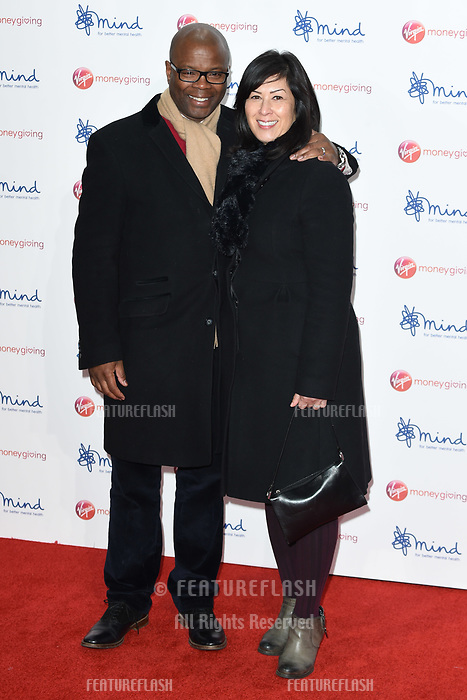 Duke McKenzie at the Virgin Money Giving Mind Media Awards at the Odeon Leicester Square, London, UK. <br /> 13 November  2017<br /> Picture: Steve Vas/Featureflash/SilverHub 0208 004 5359 sales@silverhubmedia.com