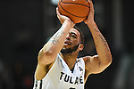 Tulane basketball falls to UConn, 75-67, at Fogelman Arena in Devlin Fieldhouse.