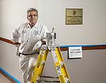 That's My Job: Mehmet Gokcek is the paint foreman at DePaul University. (DePaul University/Jamie Moncrief)