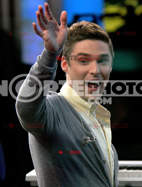 May 08, 2012  Nick Noonan from the band Karmin at Good Morning America to promote their hit song Brokenhearted from the  new CD Hello in New York City. Credit: RW/MediaPUnch Inc.