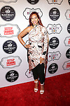 Amber Sabathia Attends the 2016 ESSENCE Best in Black Beauty Awards Carnival