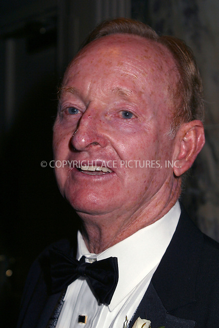 "Rod Laver, 1981 Tennis Hall-of-Famer attending Newport in New York Gala, themed ""Tennis' Great Rivalries."" Waldorf-Astoria, New York, September 6, 2002.  Please byline: Alecsey Boldeskul/NY Photo Press.   ..*PAY-PER-USE*      ....NY Photo Press:  ..phone (646) 267-6913;   ..e-mail: info@nyphotopress.com"