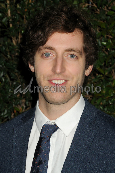 "9 December 2015 - Los Angeles, California - Thomas Middleditch. Opening Night of ""Kurios"" from Cirque du Soleil held at Dodgers Stadium. Photo Credit: Byron Purvis/AdMedia"