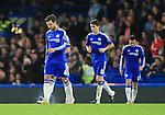 Chelsea's Cesc Fabregas looks on dejected after Sunderland's opening goal<br /> <br /> Barclays Premier League- Chelsea vs Sunderland - Stamford Bridge - England - 19th December 2015 - Picture David Klein/Sportimage