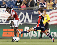 New England Revolution vs Club Deportivo Chivas USA, August 29, 2012