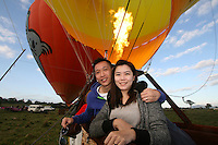 20131215 December 15 Hot Air Balloon Gold Coast