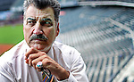 QUEENS, NY &ndash; SEPTEMBER 22, 2015: Former MLB player and current baseball analyst Keith Hernandez poses for a portrait at Citi Field stadium in Queens. <br /> <br /> Assignment ID: 30179840A
