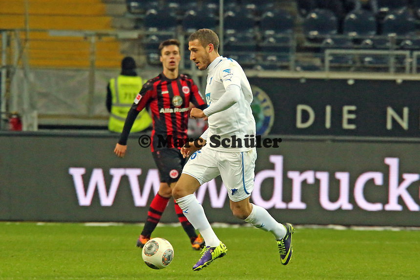 Fabian Johnson (Hoffenheim) - Eintracht Frankfurt vs. TSG 1899 Hoffenheim, Commerzbank Arena
