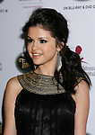 BEVERLY HILLS, CA. - October 11: Actress Selena Gomez arrives at St. Jude's 5th Annual Runway For Life Benefit at the Beverly Hilton Hotel on October 11, 2008 in Beverly Hills, California.