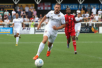 Michael Cheek of Bromley in action during Bromley vs Fulham, Friendly Match Football at the H2T Group Stadium on 6th July 2019