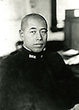 Isoroku Yamamoto, Japanese Naval Marshal General and the commander-in-chief of the Combined Fleet during World War II, masterminded a surprise attack on Pearl Harbor, commencing hostilities against the United States on December 7, 1941. Yamamoto died on April 18, 1944 when his plane was shot down by American P-38s near Bougainville in the Solomon Islands. Undated photo shows Vice Admiral Yamamoto in the late 1930s. (Photo by Kingendai Photo Library/AFLO) JQM