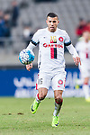Sydney Wanderers Forward Jaushua Sotirio in action during the AFC Champions League 2017 Group F match between FC Seoul (KOR) vs Western Sydney Wanderers (AUS) at the Seoul World Cup Stadium on 15 March 2017 in Seoul, South Korea. Photo by Chung Yan Man / Power Sport Images