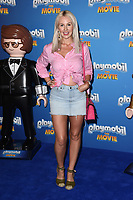 "Naomi Isted<br /> arriving for the ""Playmobil:The Movie"" premiere at the Vue Leicester Square, London<br /> <br /> ©Ash Knotek  D3515  04/08/2019"