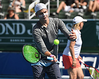 DELRAY BEACH, FL - NOVEMBER 04: Timothy Olyphant attends the Chris Evert/Raymond James Pro-Celebrity Tennis Classic at the Delray Beach Tennis Center on November 4, 2017 in Delray Beach Florida. <br /> CAP/MPI04<br /> &copy;MPI04/Capital Pictures