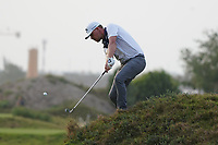 Jeff Winther (DEN) on the 7th during Round 1 of the Oman Open 2020 at the Al Mouj Golf Club, Muscat, Oman . 27/02/2020<br /> Picture: Golffile   Thos Caffrey<br /> <br /> <br /> All photo usage must carry mandatory copyright credit (© Golffile   Thos Caffrey)