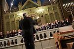 20.12.2015, Berlin Synagoge Rykestraße. Abschlusskonzert des Louis-Lewandowsky-Festivals für Synagogale Musik. London Cantorial Singers