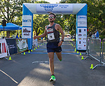 Lupe Cabada wins the 51st Annual Journal Jog at Idlewild Park in Reno on Sunday, Sept. 8, 2019.
