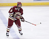 Brett Motherwell - The Boston College Eagles defeated the Boston University Terriers 5-0 on Saturday, March 25, 2006, in the Northeast Regional Final at the DCU Center in Worcester, MA.