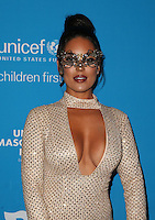 LOS ANGELES, CA - OCTOBER 27: Carissa Rosario at the Fourth Annual UNICEF Masquerade Ball Los Angeles at Clifton's Cafeteria in Los Angeles, California on October 27, 2016. Credit: Faye Sadou/MediaPunch