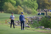 Justin Rose (GBR) and Kevin Na (USA) head down 2 during day 4 of the WGC Dell Match Play, at the Austin Country Club, Austin, Texas, USA. 3/30/2019.<br /> Picture: Golffile | Ken Murray<br /> <br /> <br /> All photo usage must carry mandatory copyright credit (© Golffile | Ken Murray)