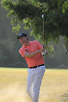 Maarten Lafeber (NED) in action during the first round of the Magical Kenya Open presented by ABSA, played at Karen Country Club, Nairobi, Kenya. 14/03/2019<br /> Picture: Golffile | Phil Inglis<br /> <br /> <br /> All photo usage must carry mandatory copyright credit (&copy; Golffile | Phil Inglis)
