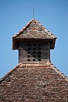 Europe/France/Midi-Pyrénées/32/Gers/Env de Valence-sur-Baïse: Pigeonnier de la  Ferme de la Magdelaine de l' Abbaye de Flaran