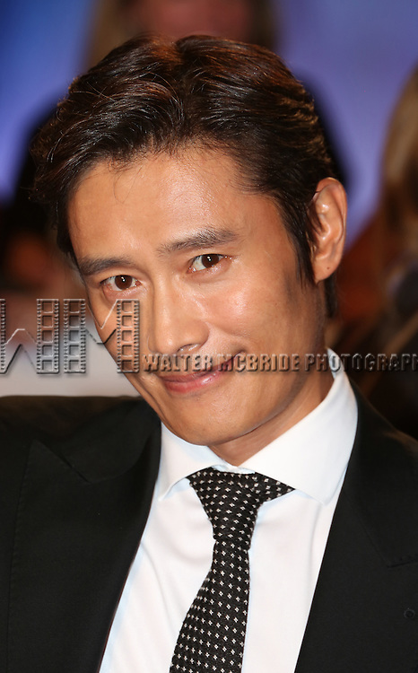 Byung-Hun Lee  attends 'The Magnificent Seven' Red Carpet Gala Opening Night of the 2016 Toronto International Film Festival at TIFF Bell Lightbox on September 8, 2016 in Toronto, Canada.