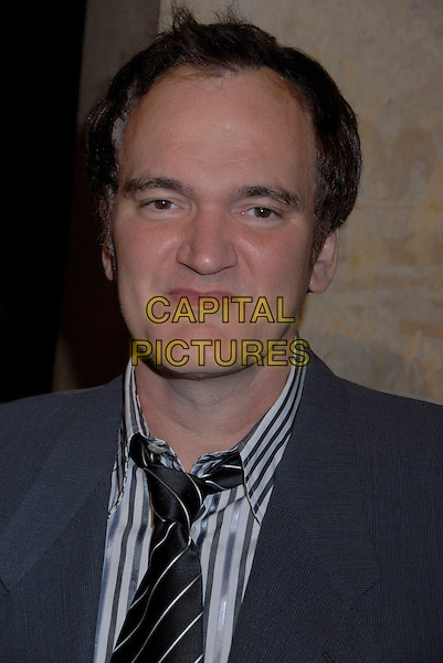 QUENTIN TARANTINO .2007 ACE Eddie Awards 57th Annual Gala held at the Beverly Hilton Hotel, Beverly Hills, California, USA,.18 February 2007..portrait headshot.CAP/ADM/GB.©Gary Boas/AdMedia/Capital Pictures.